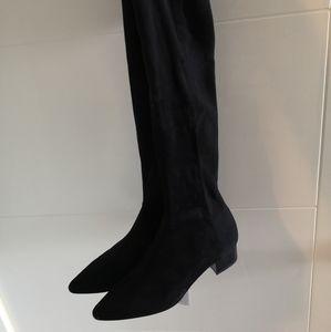 Thigh high ZARA boot